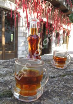 Greek Sweets, Paper Dolls, Alcoholic Drinks, Food And Drink, Cooking Recipes, Herbs, Mugs, Tableware, Liqueurs