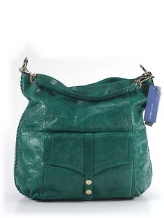 Rebecca Minkoff Leather Hobo - plenty of storage! Great color!  Love it? Use this link for $20 off. New customers only. #luxeforless