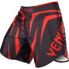 """VENUM """"SHARP"""" FIGHTSHORTS - RED DEVIL"""