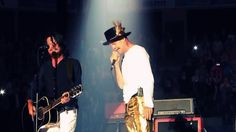 The Tragically Hip - Wheat Kings - Victoria, BC July 2016 Tragically Hip Lyrics, The Man Machine, Film Music Books, Rest In Peace, My Favorite Music, Rock N Roll, Police, Catalog, Rocks