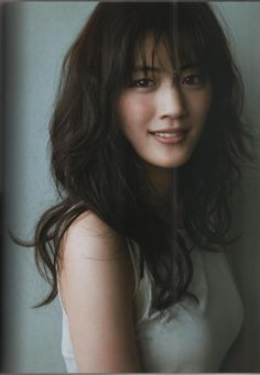a-beautiful-g: Haruka Ayase : 綾瀬はるか | Mad Diary