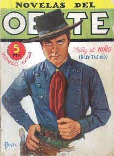 Billy el niño   Ediciones Clíper