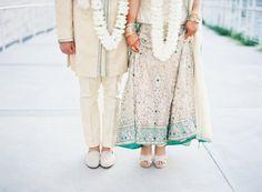 Lani Elizabeth Floral Design - Jaimalas  The Great Romance Photography