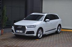 Praguri laterale / Side steps Audi Q7 Audi Q7, Artemis, 4x4, Savage, Abundance, Wealth, Vehicles, Black, Style