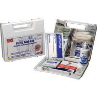 Don't forget the First Aid Kits for Home, School, Business & Car!