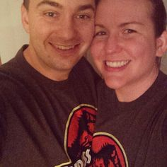 Had a great #veteransday with my favorite vet today. We enjoyed a movie (#doctorstrange it was quite strange indeed but good!) coffee and Chipotle plus a long walk through the mall where we got matching #jurassicpark shirts.  It was basically an entire date day.  Random factoid we met online and bonded over our mutual love of Jurassic Park and #michaelcrichton so these shirts definitely have special meaning to us.   Tell me what's your favorite movie?!