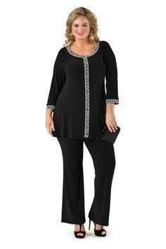 Curvy Girl Fashion, Plus Size Fashion, Mother Of The Bride Plus Size, Over 50 Womens Fashion, Office Fashion, Blouse Designs, Fashion Dresses, Couture, Trending Outfits