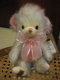 Punkie Sugar Almond Teddy Bears, Almond, Sugar, Dolls, Friends, Sweet, Animals, Teddy Bear, Baby Dolls