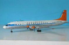 Eastern Express Il-18V, 1/144 by Alexandr Ionas