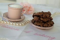 Passion 4 baking » Chocolate Mousse Cookies