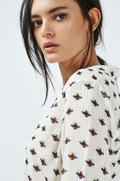 Bee obsessed. Topshop