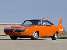 1970 Plymouth Road Runner Superbird | Plymouth Road Runner Superbird (RM23) '1970. I had a friend in Memphis who owned a car like this.....took me for a ride & It is FAST ! very fast and fun