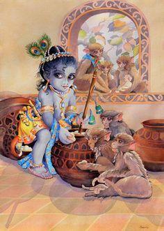 Gokulananda Hindu deity