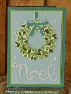 Stempelkrempel mit Papier by Annies Stempelstübchen Willkommen, Weihnacht