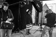 Photographer: Gary Van Wyk Queen Elizabeth, Behind The Scenes, Van, Celebrities, Image, Celebs, Vans, Famous People, Vans Outfit