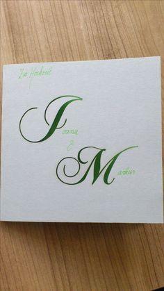 Buchstaben mit dem Lasercutter geschnitten - Fablab