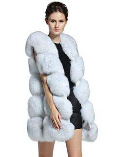 White Fox Fur Vest Fox Fur Vest, Animal Fur, Rex Rabbit, Racoon, White Fox, Chic Dress, Bra Sizes, Fur Coat, Shabby Chic Dress