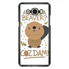 Are You A Beaver Cuz Dam Samsung Galaxy J7 (2016) Case | Aneend.com