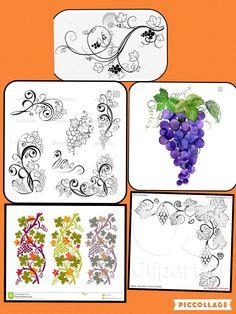 Collage o grape