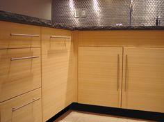 Kitchen inspiration (bamboo cabinets)
