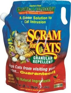 FARM PRODUCTS - CAT SCRAM SHAKER BAG 3.5LB