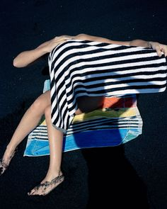 Viviane Sassen: Mimi, from the series Parasomnia, 2007.