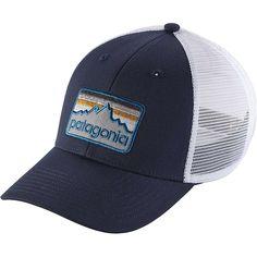 d80fc495c12 Patagonia Line Logo Badge LoPro Trucker Hat - Moosejaw