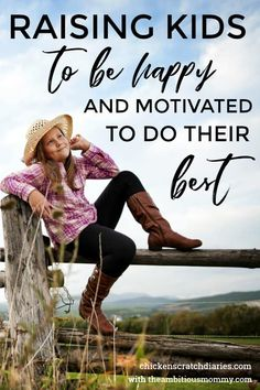Raising kids to be happy AND motivated to do good, help others and work hard. He… – Parenting – Raising Kids Parenting Classes, Parenting Advice, Parenting Styles, Parenting Issues, Parenting Quotes, Mom Advice, Gentle Parenting, Kids And Parenting, Peaceful Parenting