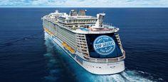 NEW SHIP!  Harmony of the Seas | Royal Caribbean International