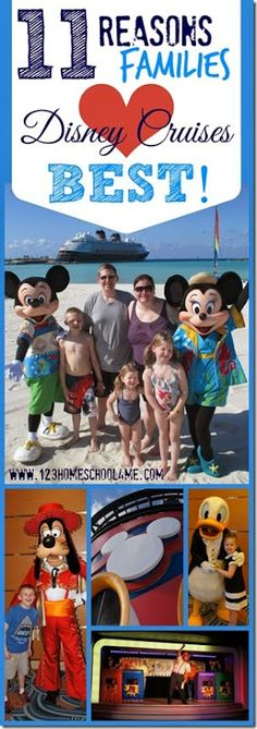 I always wondered if Disney Cruises were worth the hype and extra money. This has lots of great information and amazing pictures. Wow, the Disney cruise looks like an amazing must do . . . . #disney #familyvacation #cruises