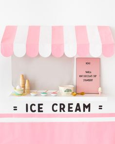 444 best ice cream party theme images ice cream party dessert table ideas party. Black Bedroom Furniture Sets. Home Design Ideas