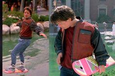 """Skate voador de """"De Volta Para o Futuro"""" foi criado! - http://metropolitanafm.uol.com.br/novidades/tecnologia/skate-voador-de-de-volta-para-o-futuro-foi-criado"""