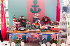 Ideias de festas decoradas