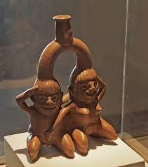 Risultati immagini per sculture moche
