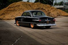 Check out our detailed photo feature on a 1951 Ford Club Coupe owned by Doyle Thomas, just one of his gigantic 50 car collection!