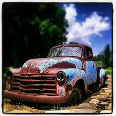 Cool old truck                                                                                                            Cool old truck             by        silverschool419      on        Flickr
