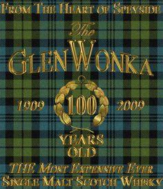 Glen Wonka Label
