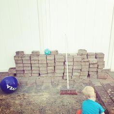 Gartenbaustelle mit Kindern   #gartenliebe #nahefotobekommtrasen