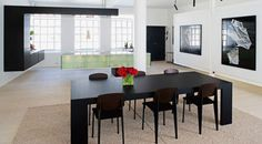bo bedre Office - Google Search Danish Kitchen, Scandinavian Dining Table, Dining Bench, Dining Tables, House, Furniture, Google Search, Home Decor, Kitchen Dining Tables