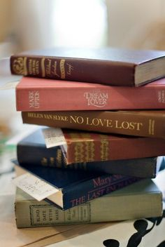 book themed wedding decorations & ideas  hallowed out books