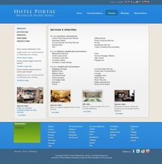 Joomla accommodation template J-HotelPortal - Joomla Templates - CMS Junkie