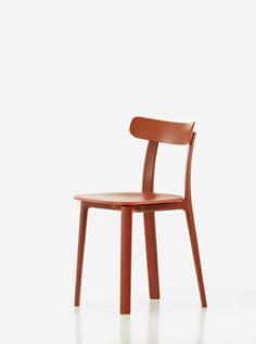 ジャスパー・モリソン『All Plastic Chair』(Vitra・2016)