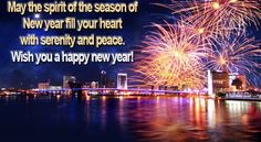 Happy New Year 2015 SMS & Messages