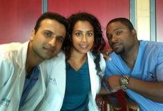 """""""@Bruised_Berry: What a wonderful Monday.Need more time w/ @HuseM and @G Braganza lots of yucking it up #SavingHope"""""""