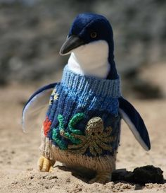 Sweaters for Penguins