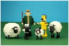 LEGO Ideas - Shaun the Sheep