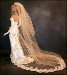 The Wedding Day - American Model - Gallery - LivelyStitch Design