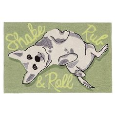 Trans Ocean Imports Liora Manne Frontporch Shake Rub Roll Indoor Outdoor Rug
