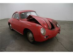 1957 Porsche 356  Maintenance/restoration of old/vintage vehicles: the material for new cogs/casters/gears/pads could be cast polyamide which I (Cast polyamide) can produce. My contact: tatjana.alic@windowslive.com
