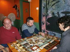 Partida de 10 Negritos en Bruixes i fades. 8 de Febrero, con los chicos de juegos de la mesa redonda.